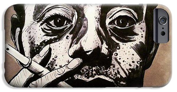 James Baldwin IPhone 6 Case