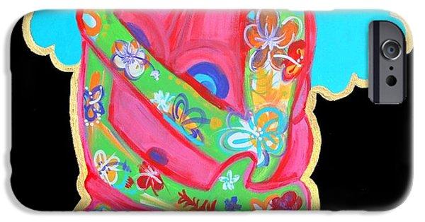 iPhone 6 Case - Im A Work Of Art by Diamin Nicole