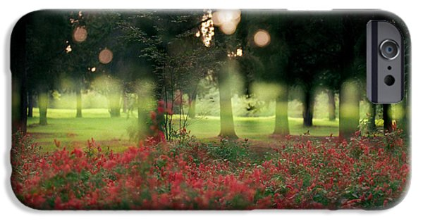 IPhone 6 Case featuring the photograph Impression At The Yarkon Park by Dubi Roman