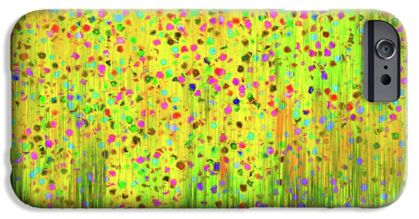 Impressionist Meadow IPhone 6 Case