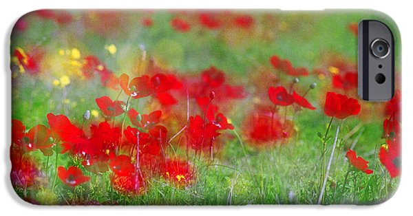 Impressionistic Blossom Near Shderot IPhone 6 Case by Dubi Roman