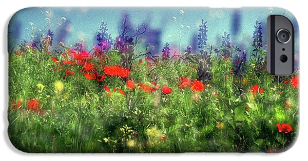 Impressionistic Springtime IPhone 6 Case by Dubi Roman