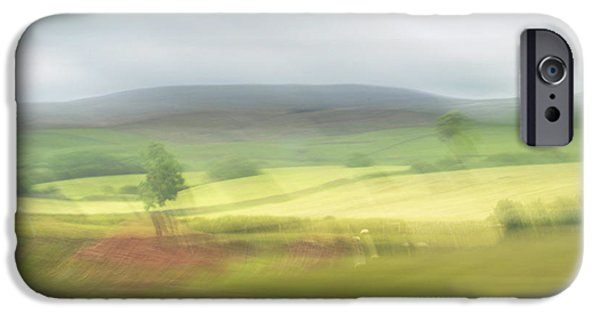 IPhone 6 Case featuring the photograph In Yorkshire 1 by Dubi Roman