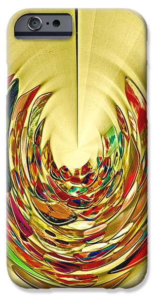 IPhone 6 Case featuring the photograph Inner Peace by Nareeta Martin