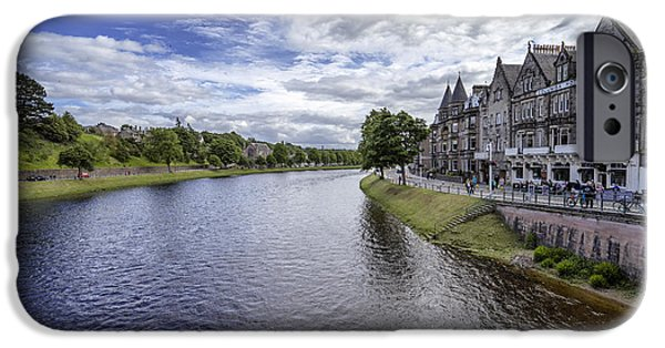 IPhone 6 Case featuring the photograph Inverness by Jeremy Lavender Photography