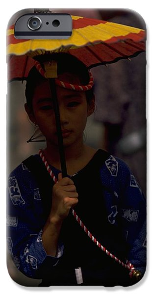 Japanese Girl IPhone 6 Case