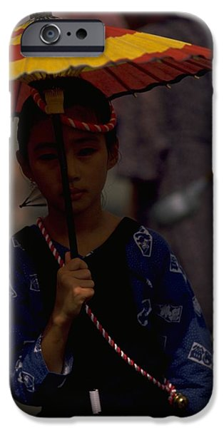 Japanese Girl IPhone 6 Case by Travel Pics