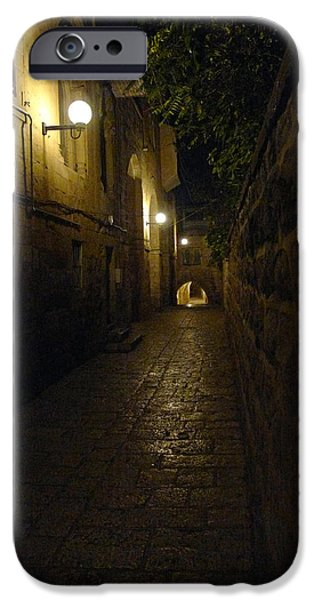 IPhone 6 Case featuring the photograph Jerusalem Of Copper 2 by Dubi Roman