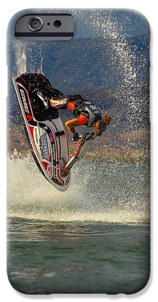 Jet Ski iPhone 6 Case - Jetski Flip by Joy McAdams