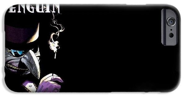 Design iPhone 6 Case - Joker's Asylum by Maye Loeser