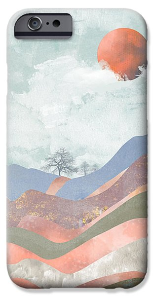 Landscapes iPhone 6 Case - Journey To The Clouds by Katherine Smit