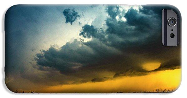 Nebraskasc iPhone 6 Case - June Comes In With A Boom 012 by NebraskaSC