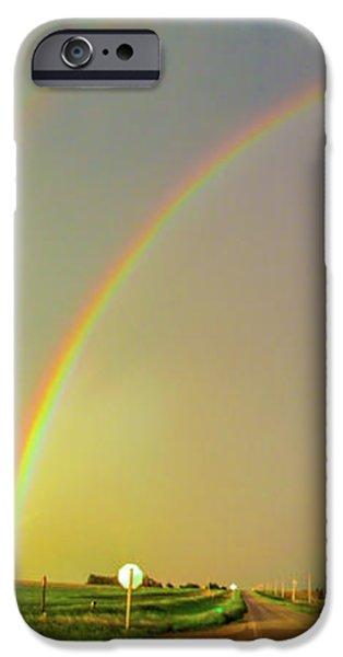 Nebraskasc iPhone 6 Case - Kansas Storm Chase Bust Day 006 by NebraskaSC
