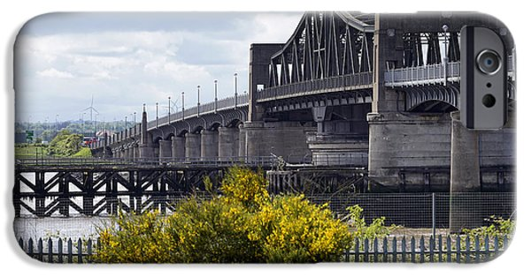 IPhone 6 Case featuring the photograph Kincardine Bridge by Jeremy Lavender Photography