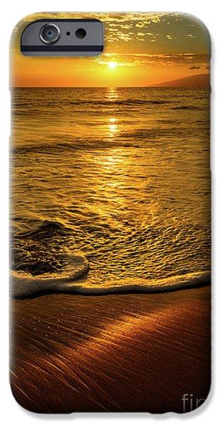 Water Ocean iPhone 6 Case - Lahaina Glow by Jamie Pham
