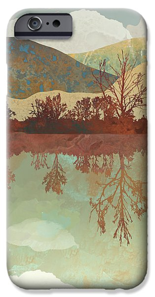 Landscapes iPhone 6 Case - Lake Side by Spacefrog Designs