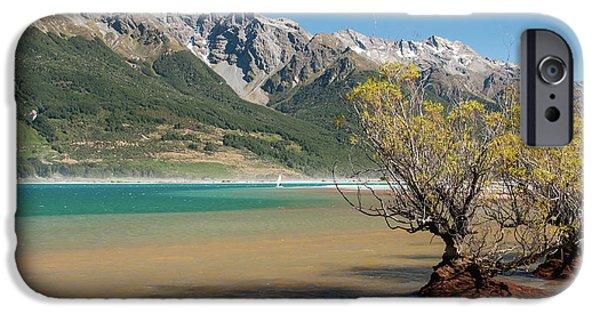 Lake Wakatipu IPhone 6 Case by Werner Padarin