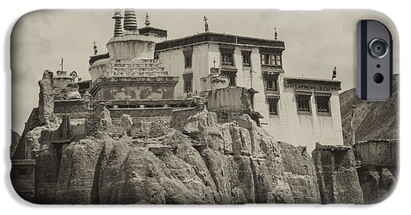 Lamayuru Monastery IPhone 6 Case by Hitendra SINKAR