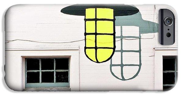 Light Bulb Mural IPhone 6 Case