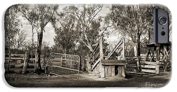 IPhone 6 Case featuring the photograph Loading Ramp by Linda Lees