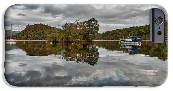 Loch Lomond At Aldochlay IPhone 6 Case
