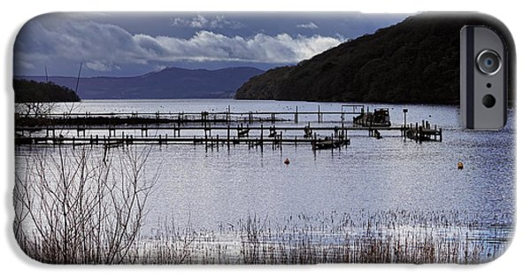 IPhone 6 Case featuring the photograph Loch Lomond by Jeremy Lavender Photography