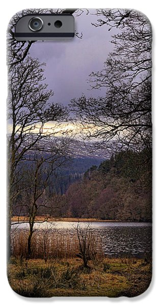 IPhone 6 Case featuring the photograph Loch Venachar by Jeremy Lavender Photography