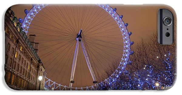 Big Wheel IPhone 6 Case by David Chandler