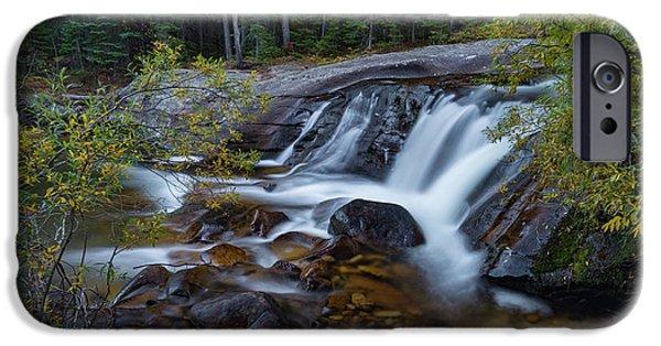Lower Copeland Falls IPhone 6 Case by Gary Lengyel