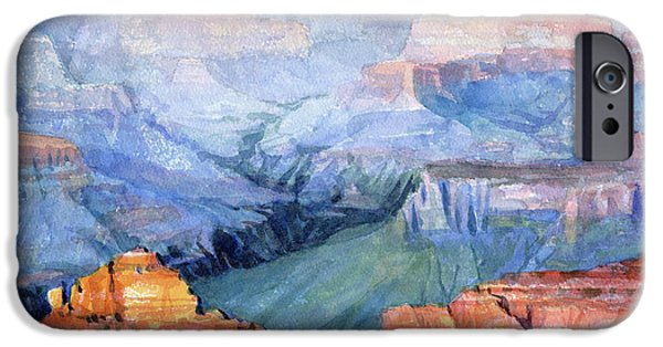 Grand Canyon iPhone 6 Case - Many Hues by Steve Henderson