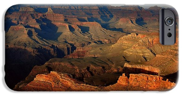 Grand Canyon iPhone 6 Case - Mather Point - Grand Canyon by Stephen  Vecchiotti
