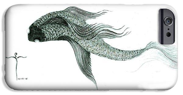 Megic Fish 1 IPhone 6 Case