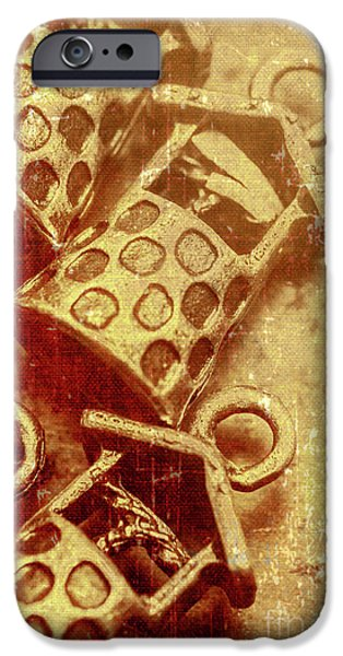 Donation iPhone 6 Case - Monetary Wells by Jorgo Photography - Wall Art Gallery