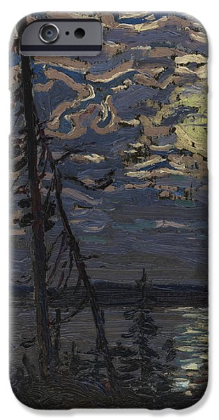 20th iPhone 6 Case - Moonlight by Tom Thomson