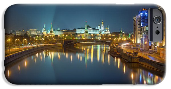 Moscow Kremlin At Night IPhone 6 Case