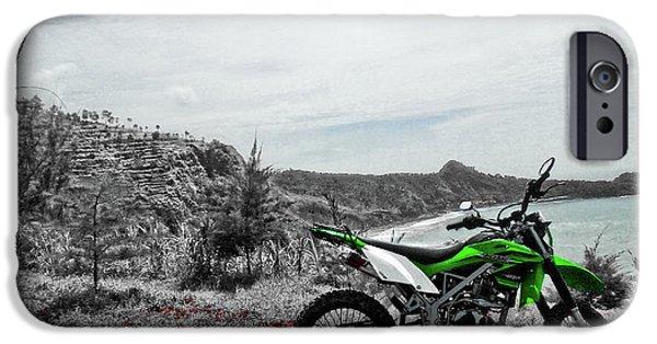 iPhone 6 Case - Motocross by Wahyu Nugroho