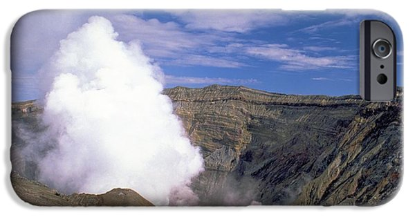 Mount Aso IPhone 6 Case
