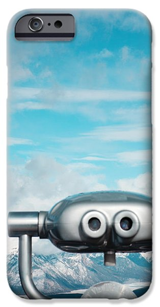 Lake iPhone 6 Case - Mountaintop View by Kim Fearheiley
