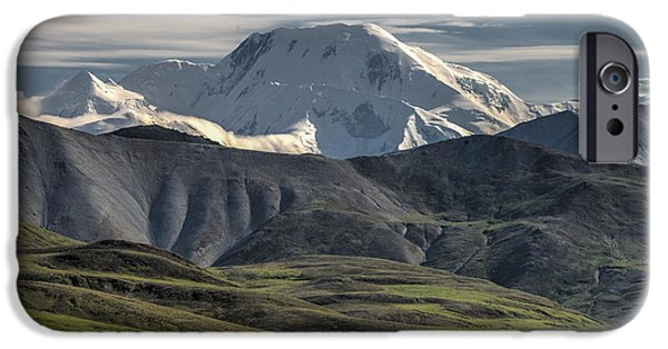 IPhone 6 Case featuring the photograph Mt. Mather by Gary Lengyel