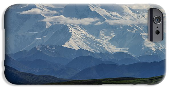IPhone 6 Case featuring the photograph Denali by Gary Lengyel
