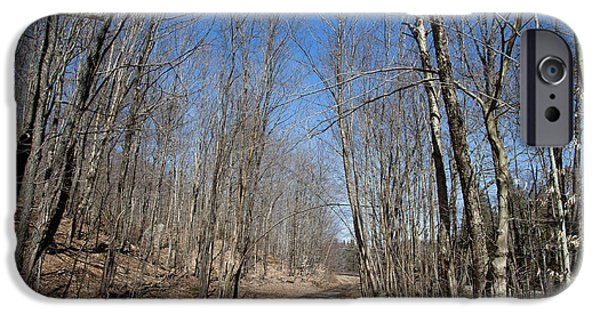 IPhone 6 Case featuring the photograph Mud Season In The Adirondacks by David Patterson