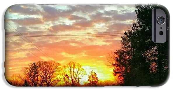 iPhone 6 Case - My View Of The Sunrise This by Robin Mead