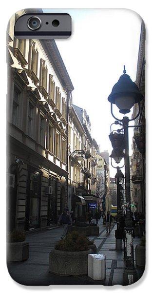 Sunny iPhone 6 Case - Narrow Street by Anamarija Marinovic