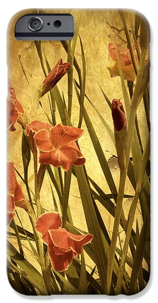 Nature's Chaos In Spring IPhone 6 Case by Jessica Jenney