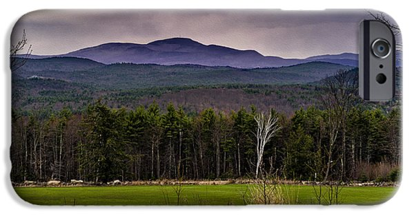 IPhone 6 Case featuring the photograph New England Spring In Oil by Mark Myhaver