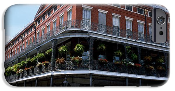 Ironwork iPhone 6 Case - New Orleans La by Panoramic Images