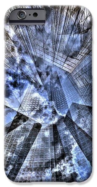 New York Iris Collage IPhone 6 Case