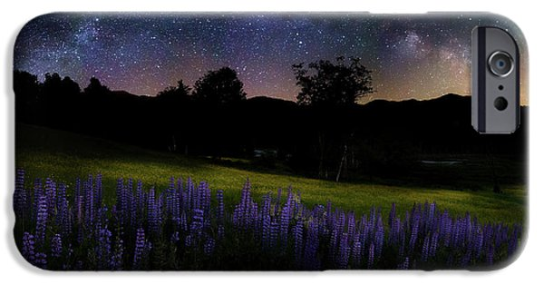 IPhone 6 Case featuring the photograph Night Flowers by Bill Wakeley