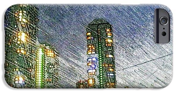 Tokyo River IPhone 6 Case by Daisuke Kondo