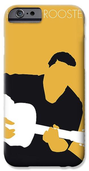 Folk Art iPhone 6 Case - No124 My Howlin Wolf Minimal Music Poster by Chungkong Art